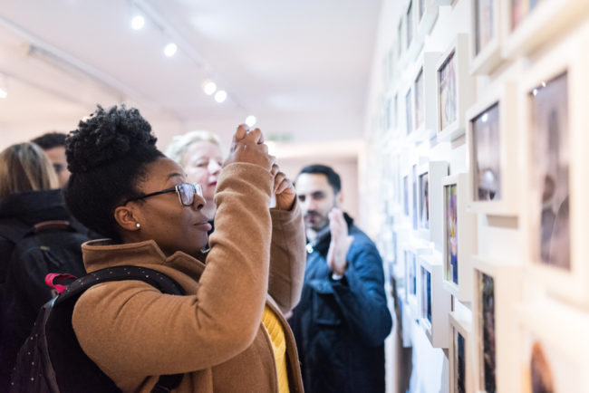 Winter 2018 Competition Private View